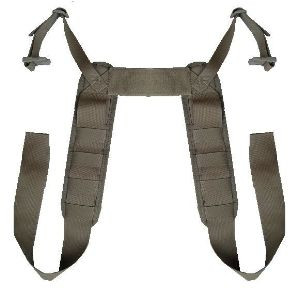 ATS Tactical Gear Modular Padded H-Harness