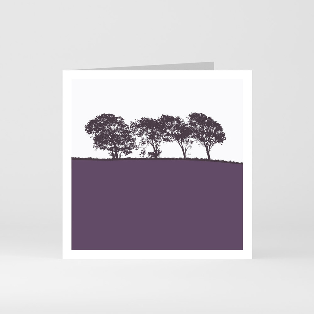 Jacky Al-Samarraie Kilbree - County Mayo Greeting Card