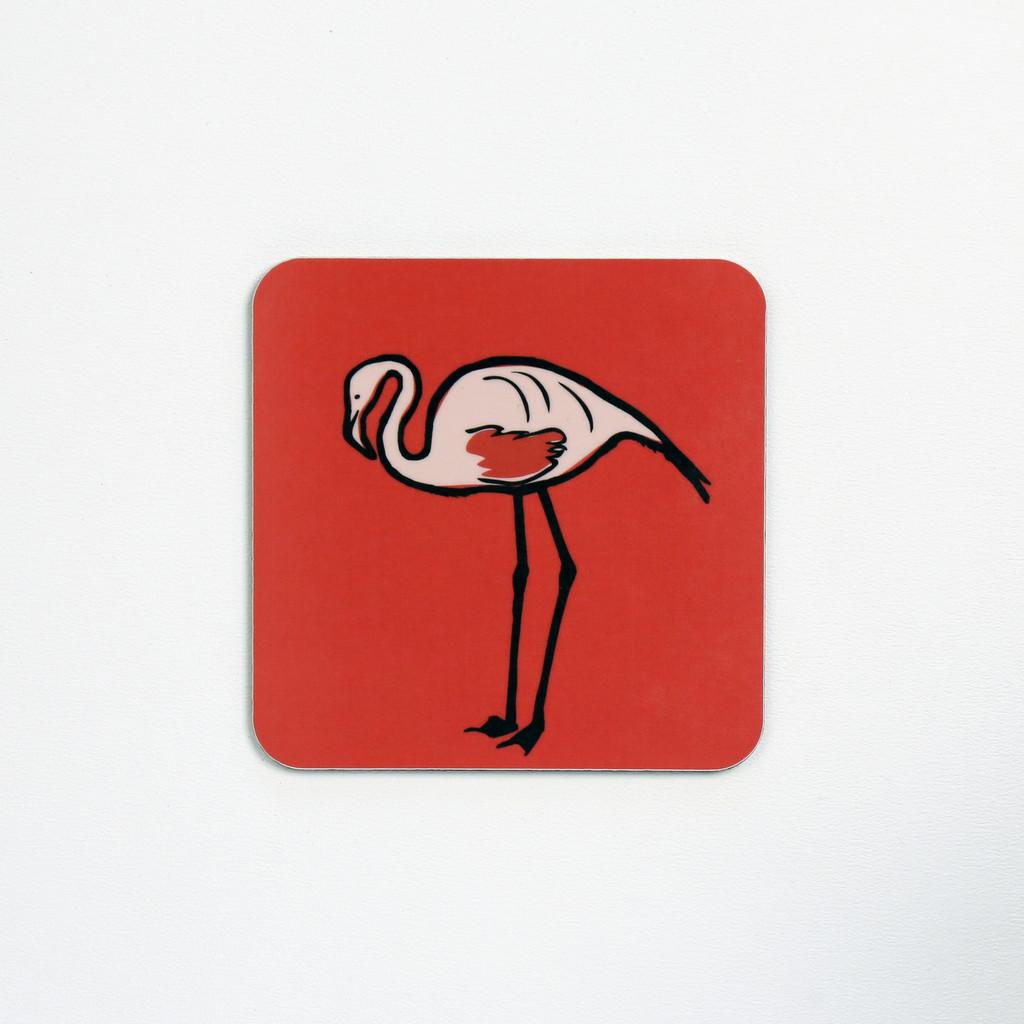 Flamingo Coaster