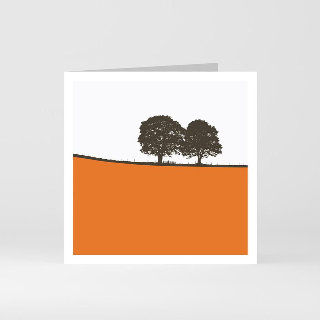 Jacky Al-Samarraie Rathnew - County Wicklow Greeting Card