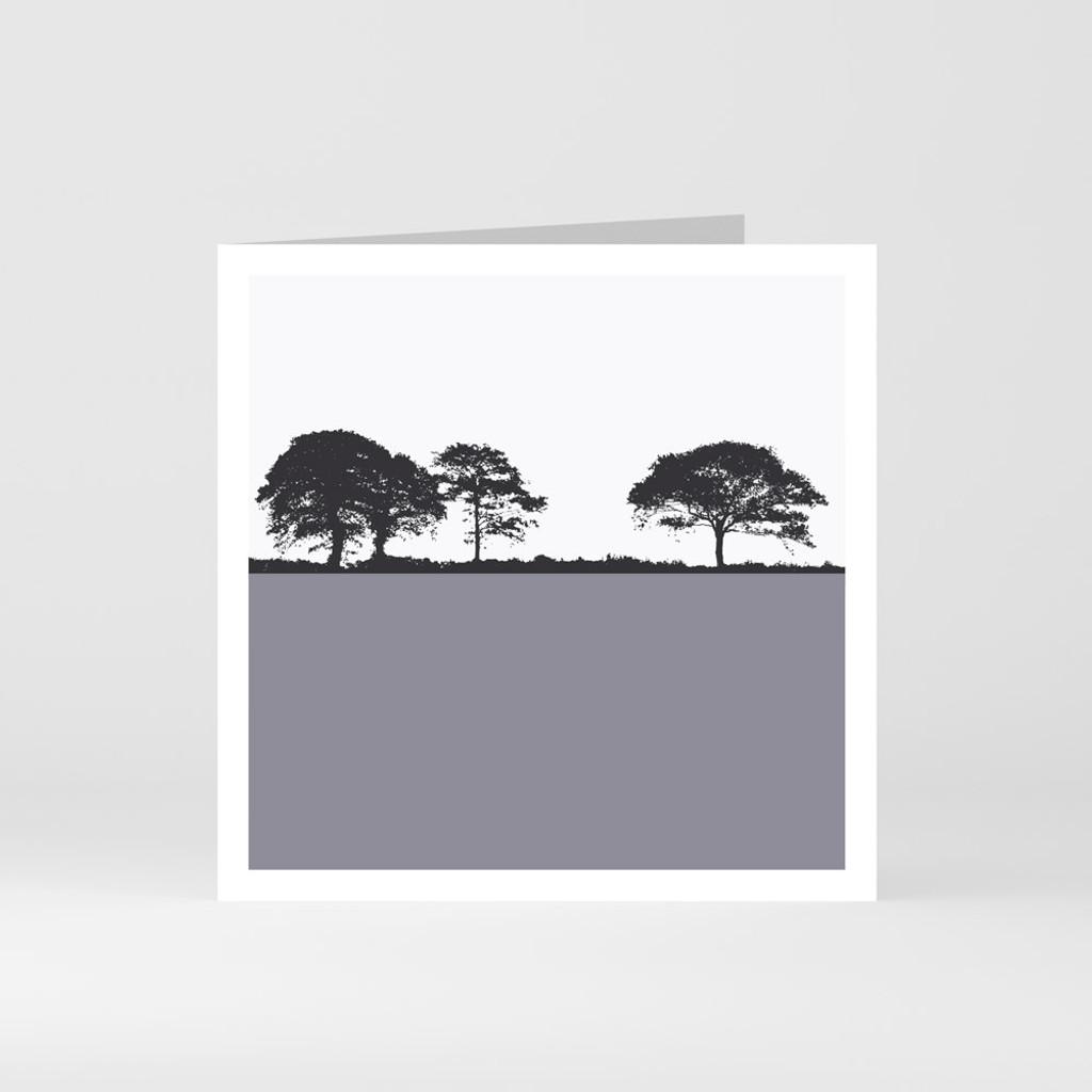 Jacky Al-Samarraie Kiltealy - County Wexford Greeting Card