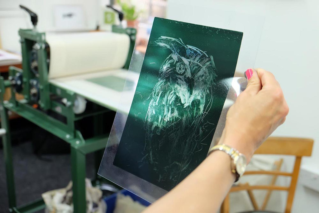 Owl Monotype