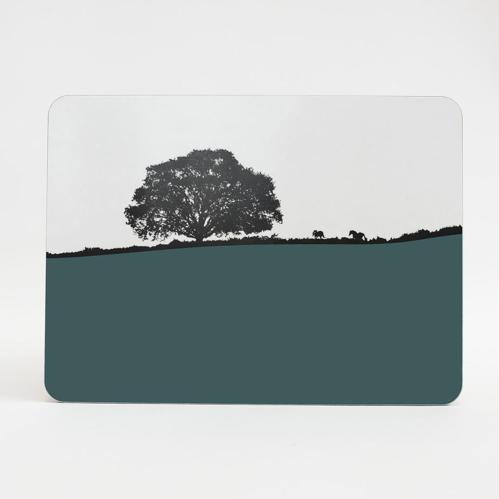 Jacky Al-Samarraie Avoca Landscape Table Mat