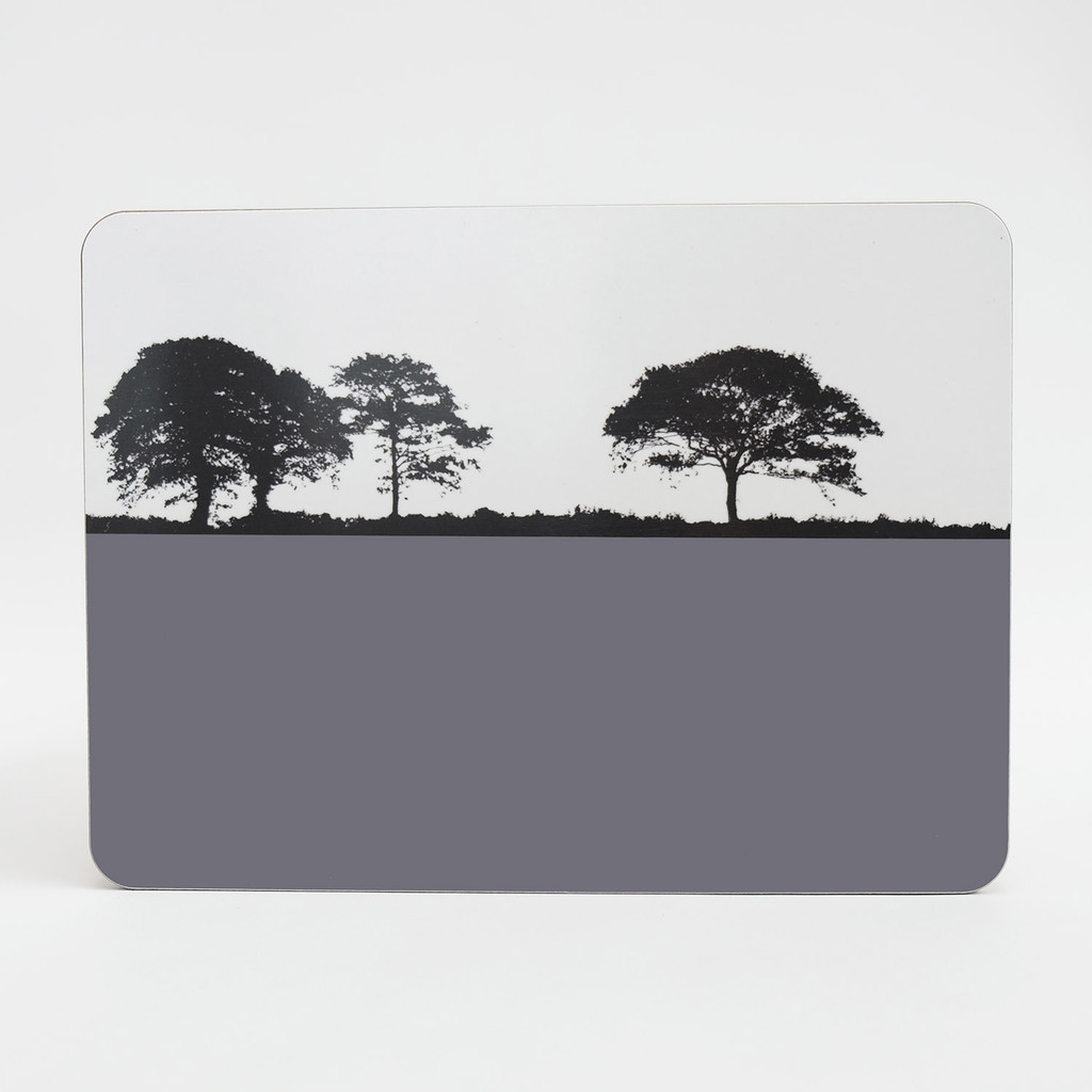 Jacky Al-Samarraie Kiltealy Landscape Table Mat
