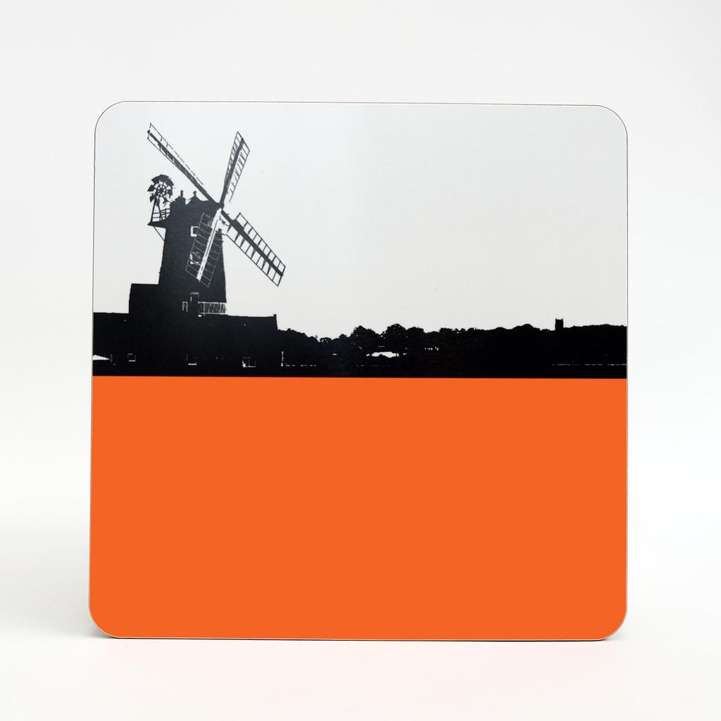 Jacky Al-Samarraie Cley Windmill Table Mat