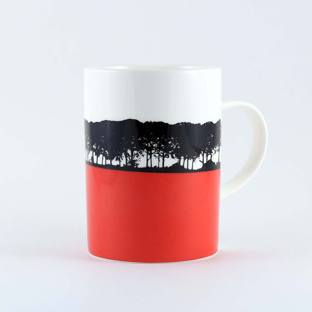 Bath landscape mug  by Jacky Al-Samarraie