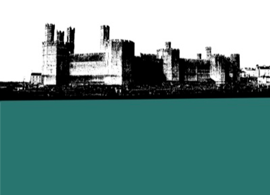 Jacky Al-Samarraie Caernarfon Castle Table Mat