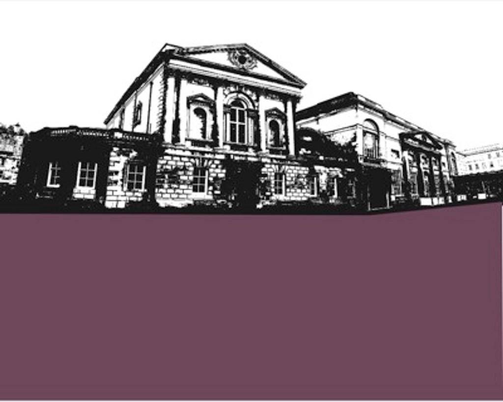 Jacky Al-Samarraie Roman Baths & Pump Rooms - Bath Greeting Card