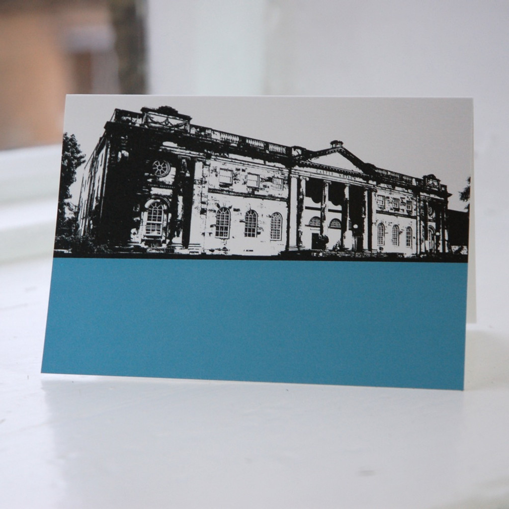 Jacky Al-Samarraie Castle Museum - York Greeting Card