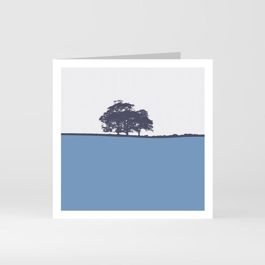 Jacky Al-Samarraie Anglesey Beau Maris Greeting Card