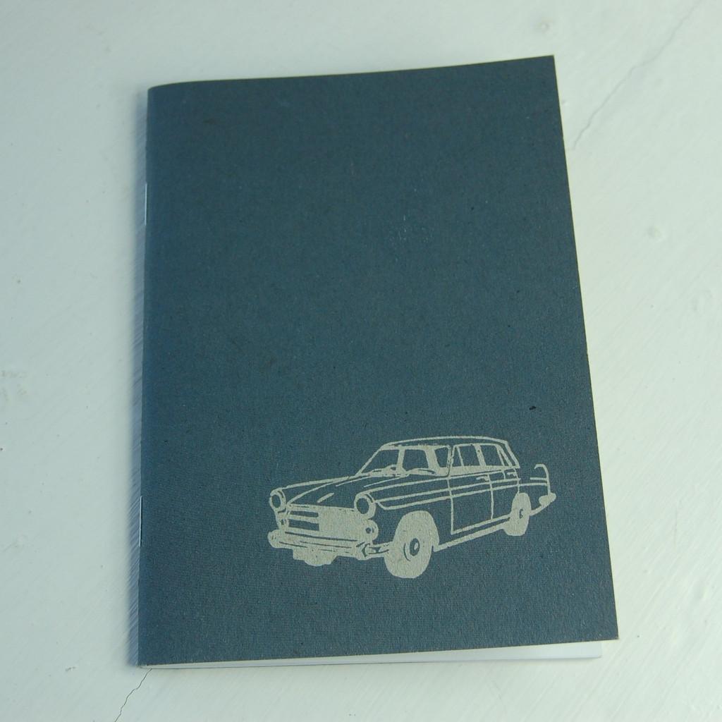 Jacky Al-Samarraie Austin Cambridge Notebook