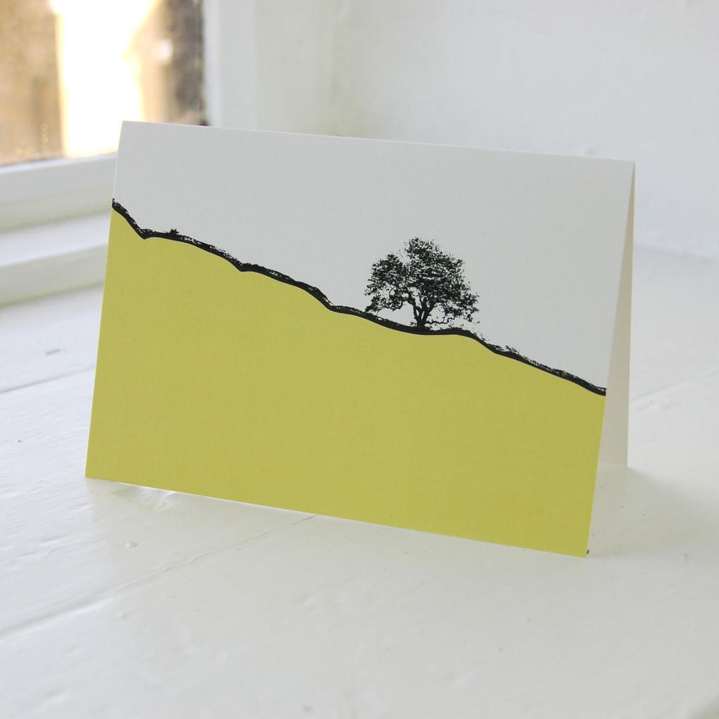 Jacky Al-Samarraie Kirkstone Pass Greeting Card