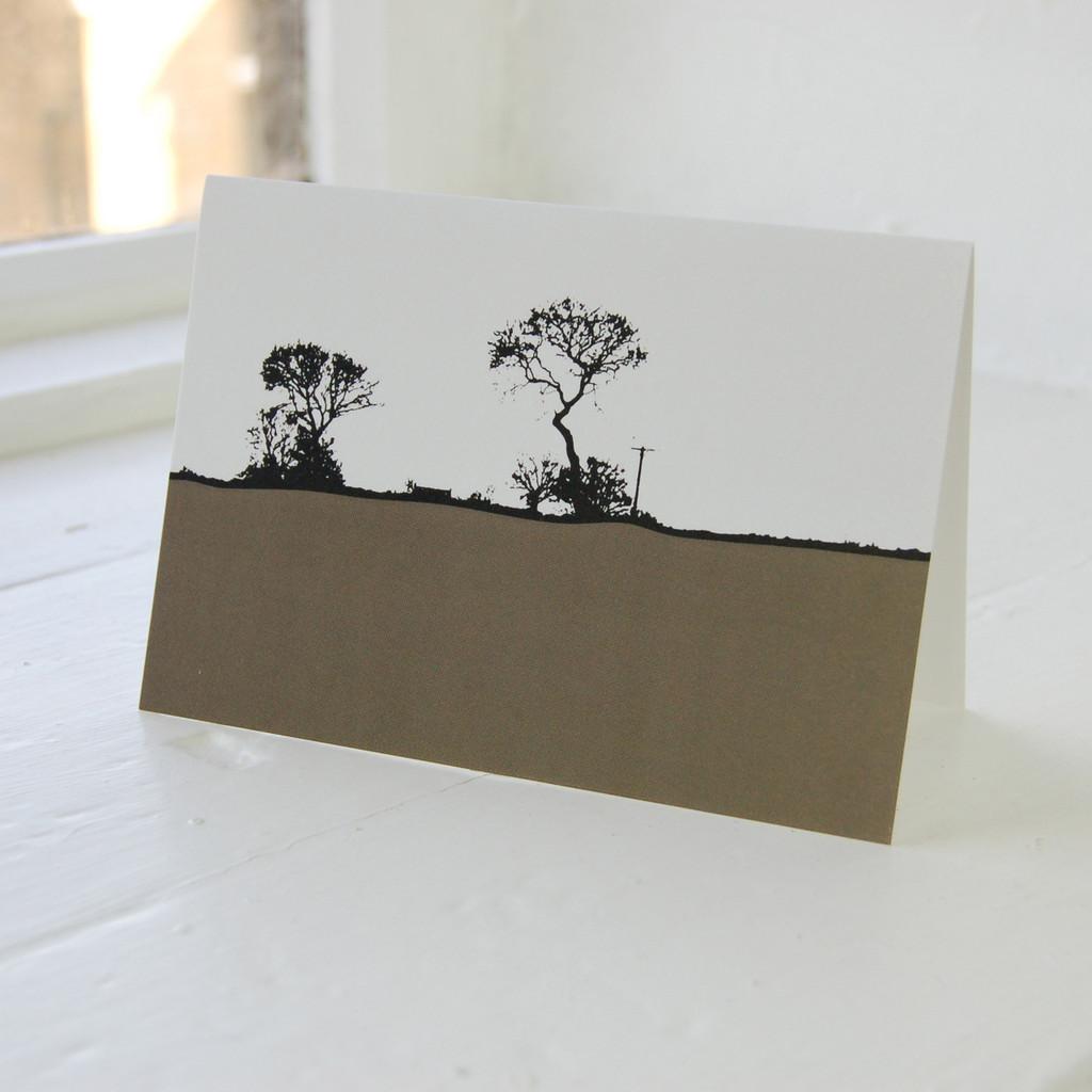 Jacky Al-Samarraie Northallerton Greeting Card