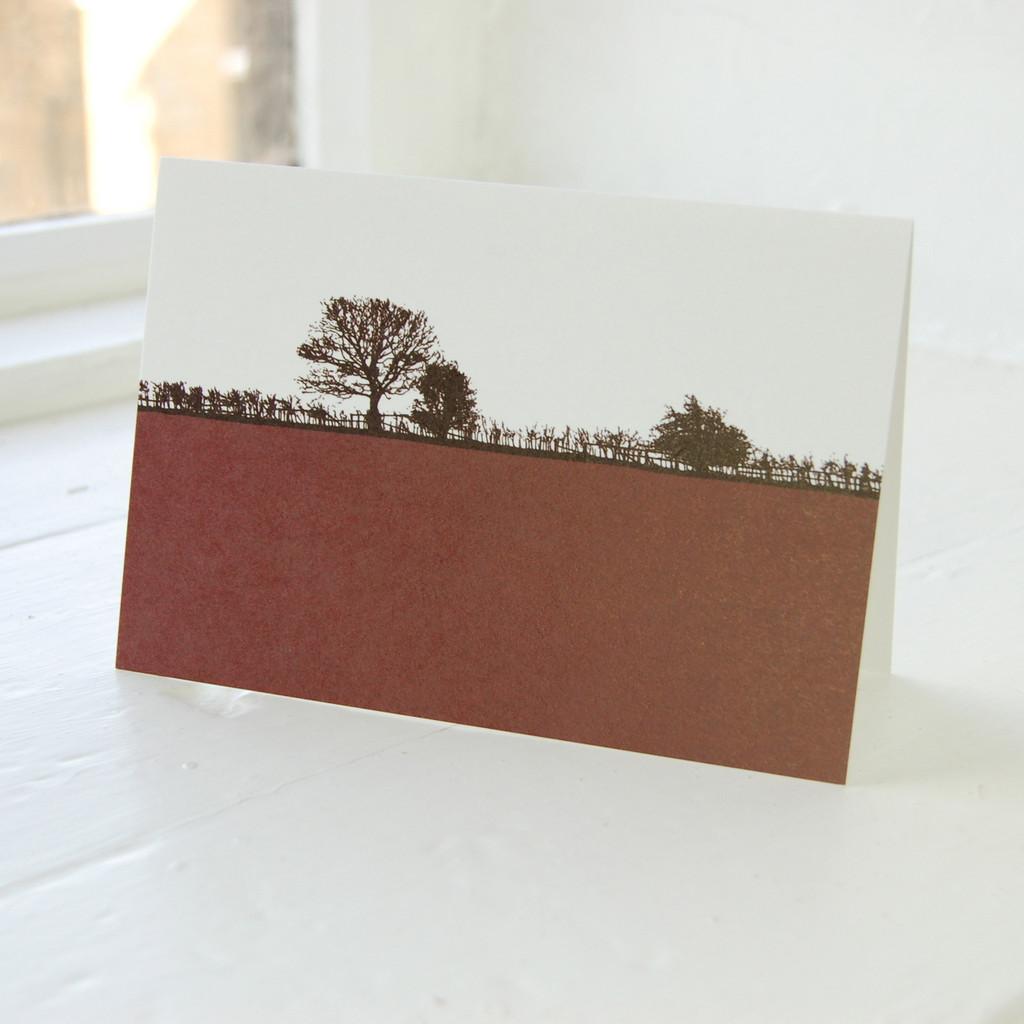 Jacky Al-Samarraie Pool-in-Wharfedale Greeting Card