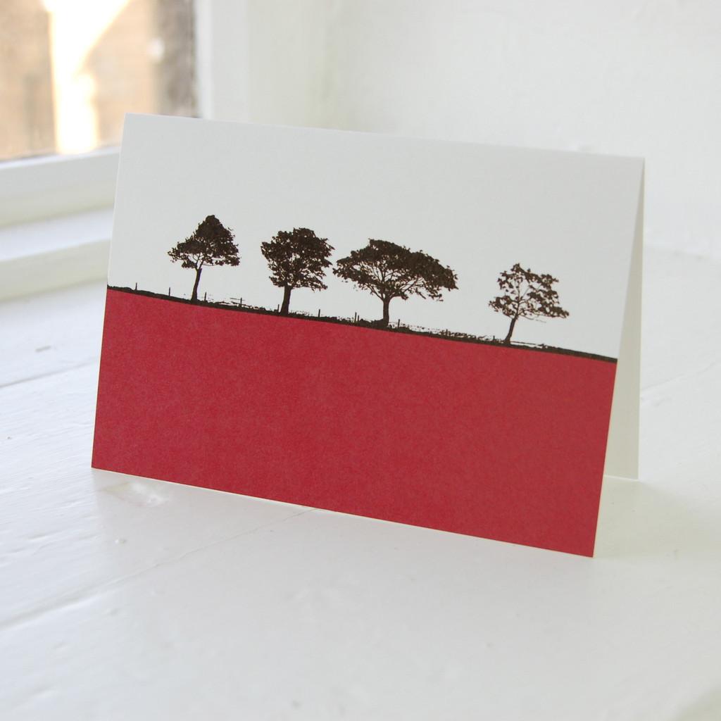 Jacky Al-Samarraie Harrogate Greeting Card