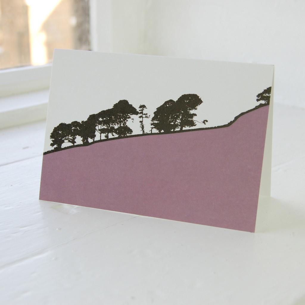 Jacky Al-Samarraie Dales - Leyburn Greeting Card
