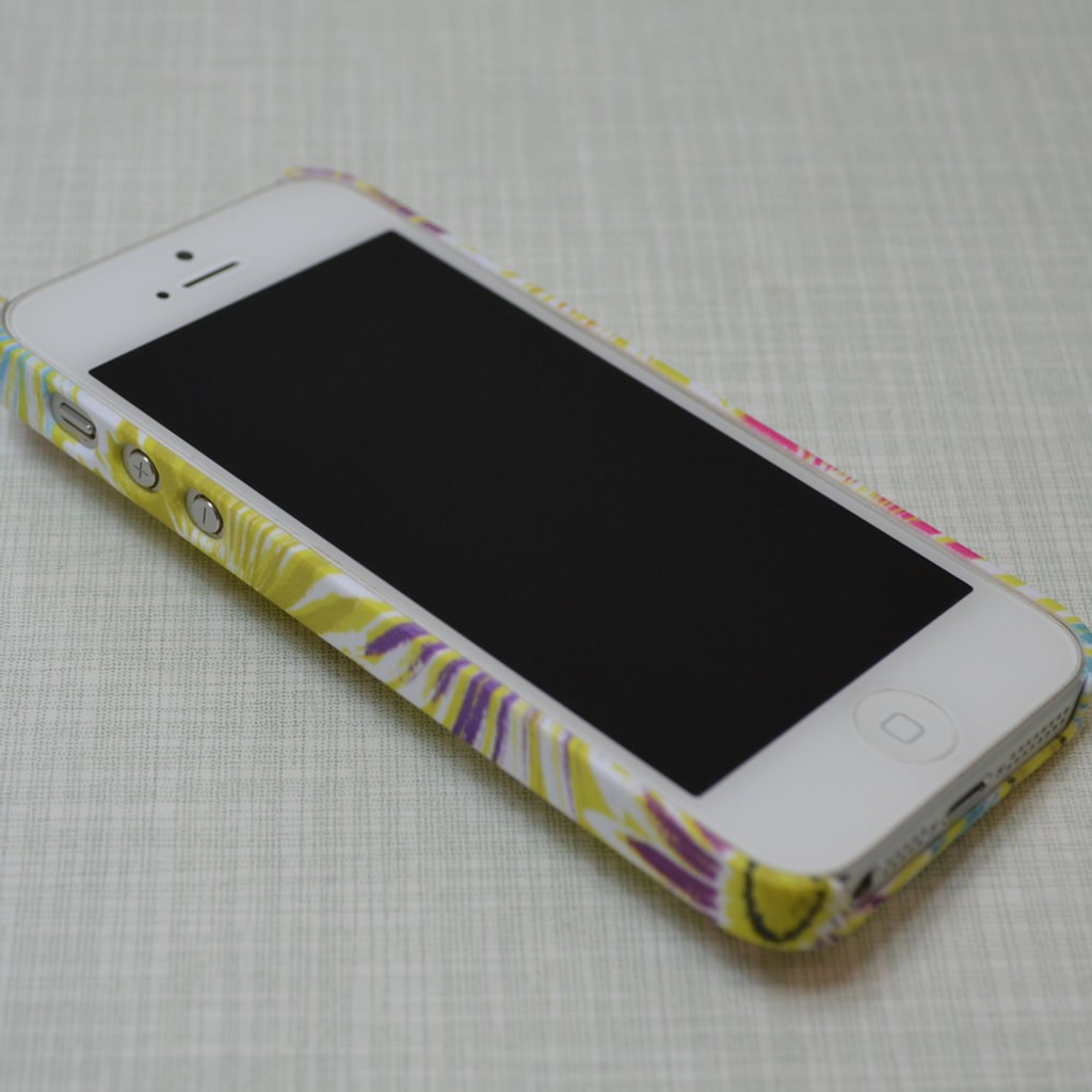 Jacky Al-Samarraie Daisy Mix iPhone 5 /5S/5SE Cover - DISCONTINUED