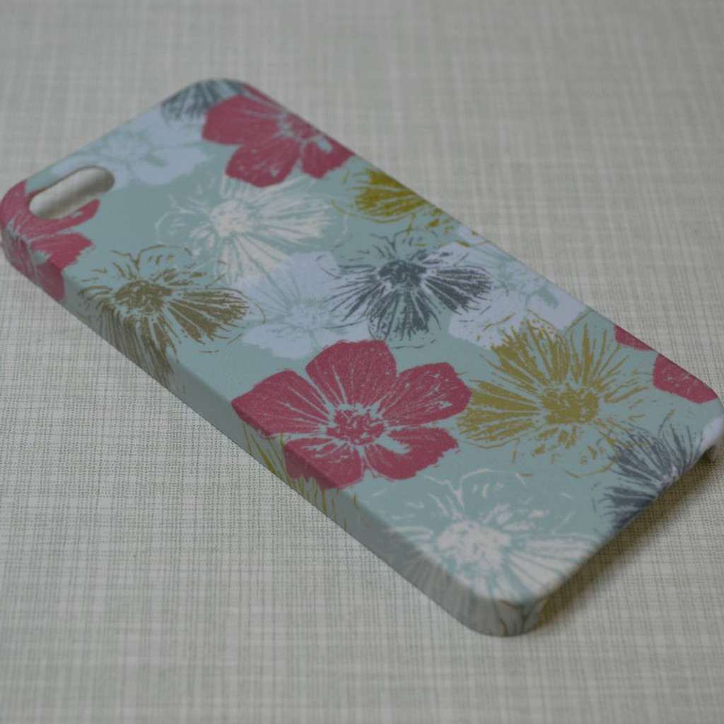 Jacky Al-Samarraie Flowers iPhone 5 /5S/5SE Cover - DISCONTINUED