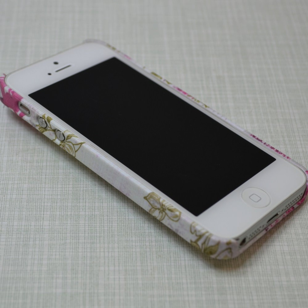 Jacky Al-Samarraie Vintage Lemon iPhone 5 /5S/5SE Cover - DISCONTINUED