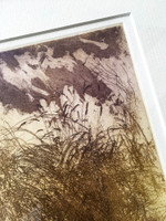 Drypoint Print