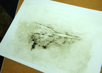 Drypoint proof