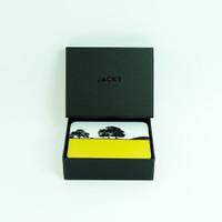 Set of 8 Rural Ireland Landscape Coasters with Luxury Black Gift Box- Jacky Al-Samarraie
