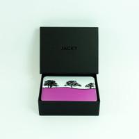 Set of 8 Landscape Coasters with Luxury Black Gift Box- Jacky Al-Samarraie