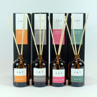 Room fragrance - Reed Diffuser by The Art Rooms in four fragrances