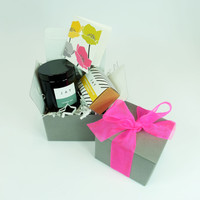 Candle & Soap Gift Box by Jacky Al-Samarraie