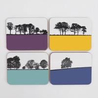 Jacky Al-Samarraie Lake District & Cumbria Drinks Coasters