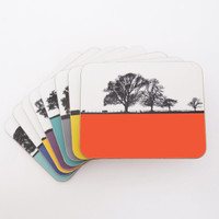Jacky Al-Samarraie Lake District Coaster Set of 8 Designs