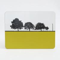 Jacky Al-Samarraie Loughrea Landscape Table Mat