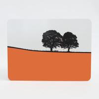 Jacky Al-Samarraie Rathnew Landscape Table Mat