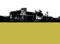 Jacky Al-Samarraie Caerphilly Castle Table Mat