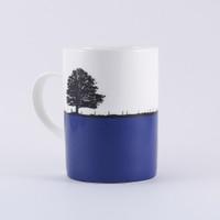 Yorkshire landscape mug, Grassington by Jacky Al-Samarraie