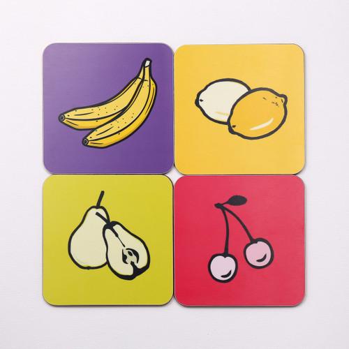 Fruit Coaster Set 1