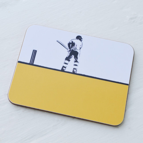 Cricket Melamine Coaster