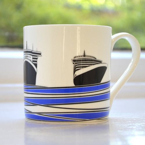 Three Queens Mug Liverpool