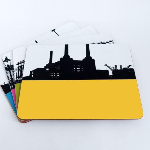 Jacky Al-Samarraie London Tablemat Offer Pack 1
