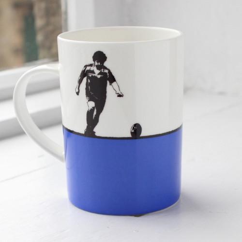 Rugby Bone China Sports Mug
