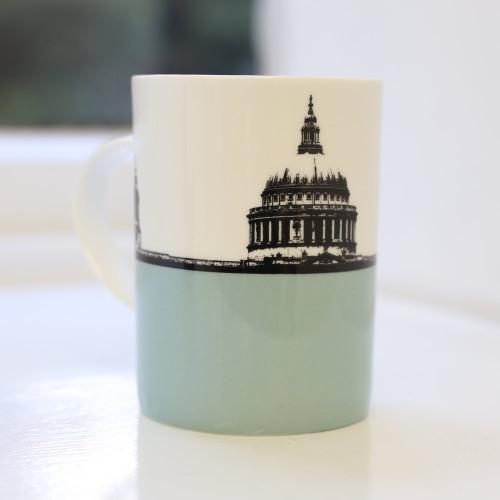 St Pauls London Cityscape Mug