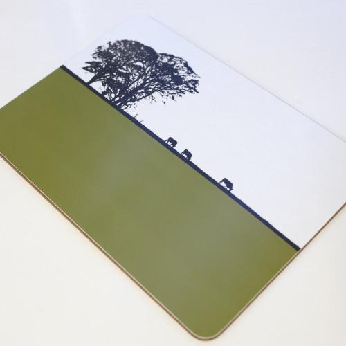 Twynholm Landscape Table Mat