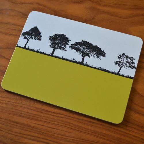Harrogate Landscape Table Mat