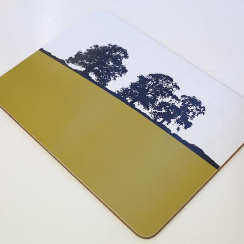Fosse Way Landscape Table Mat