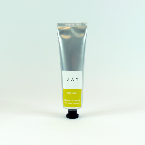 Lime, Basil & Mandarin Hand & Body Butter - Jacky Al-Samarraie