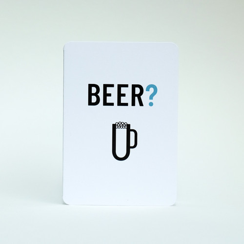 Drink Invitation card by Jacky Al-Samarraie