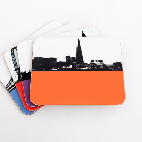 Jacky Al-Samarraie London Coaster Offer Pack 4