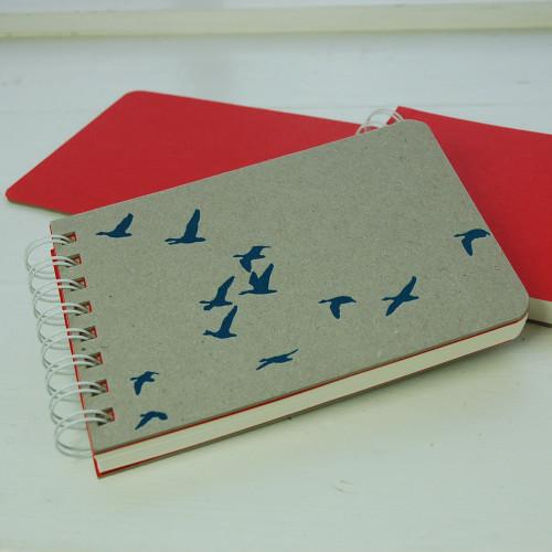 Jacky Al-Samarraie Flying Ducks Notebook