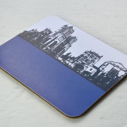 Jacky Al-Samarraie Bristol Cathedral Coaster