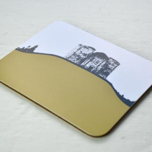 Jacky Al-Samarraie Cliffords Tower - York Coaster